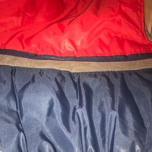 alpine ski Jackets & Coats - Vintage Multi-Colored Ski Vest